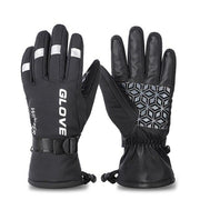 Windproof Waterproof with touch screen outdoor gloves - Health Wiser