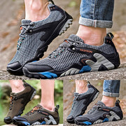 Men Running soft and elastic breathable  Shoes - Health Wiser