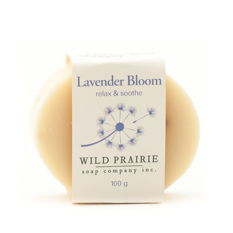 Lavender Bloom Soap Bar