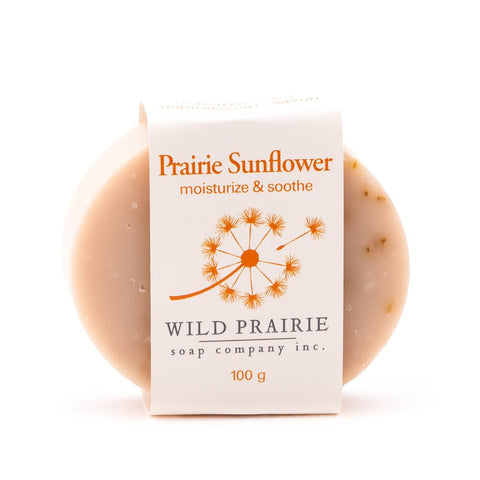 Prairie Sunflower Soap Bar