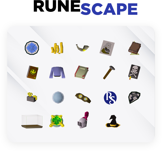 *FREE* Limited Edition RuneScape Collection