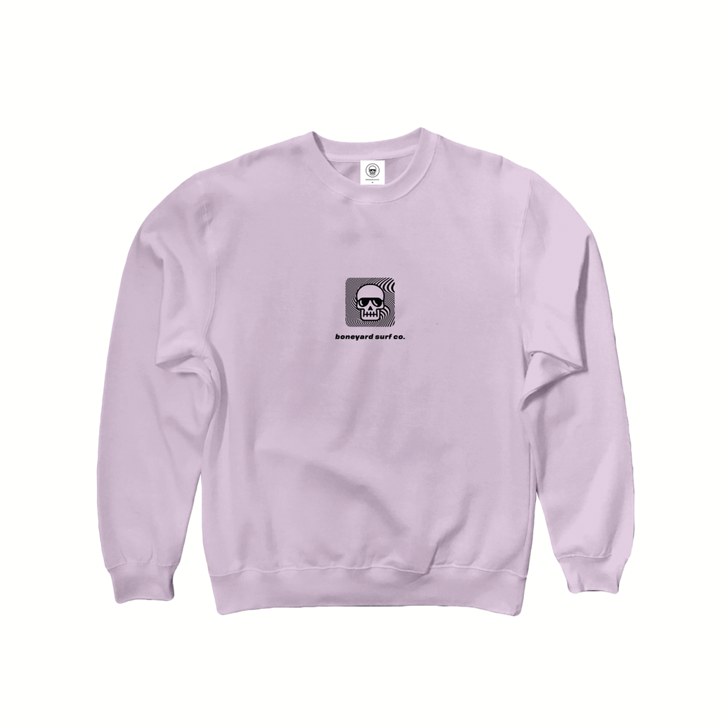 Wave Crewneck Sweatshirt