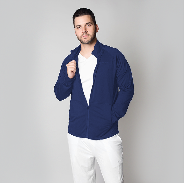 Men's Scrub Jacket