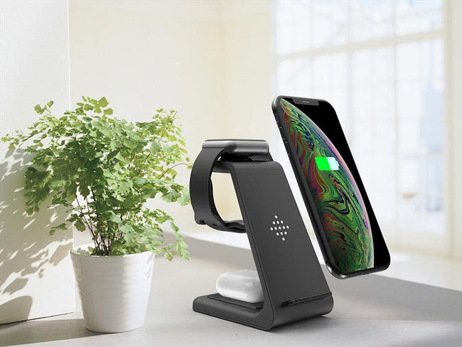 Outermaster Apple 3 in1 Wireless Charger
