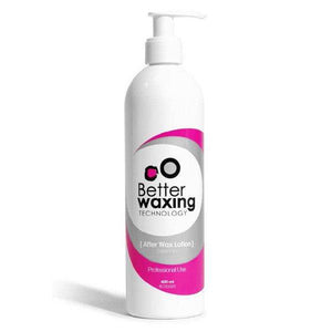 After Wax Lotion Green Tea | Better Waxing | Professional | 400ml - Beauty Hair Products LtdWax Heaters