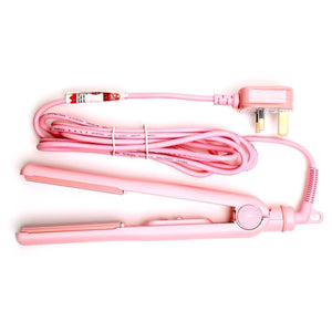 Aphrodite | Pink Tourmaline Ceramic Hair Straightener - Beauty Hair Products LtdElectricals