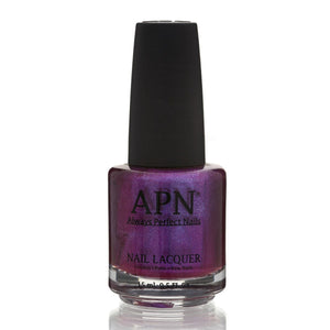 APN | Always Perfect Nails | Purple Rain | Nail Polish No.33 - Beauty Hair Products Ltd