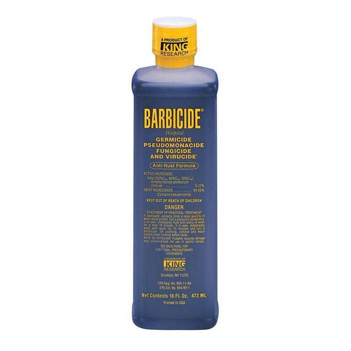 Barbicide Concentrate | Clippercide Concentrate 16Oz - 473ml