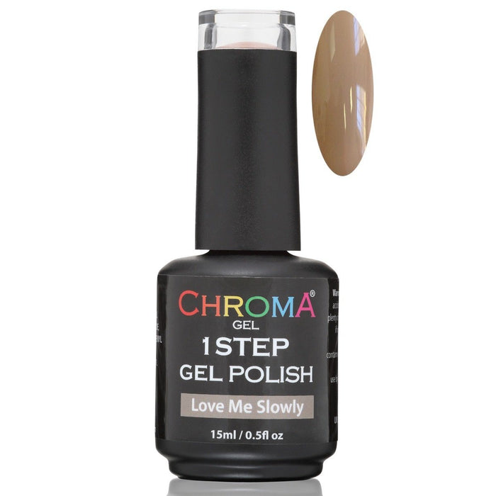 Chroma Gel 1 Step Gel Polish Love Me Slowly No.8