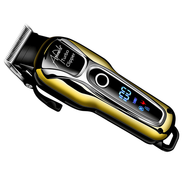 Cordless Turbo Clipper - Powerful 7200 RPM Motor