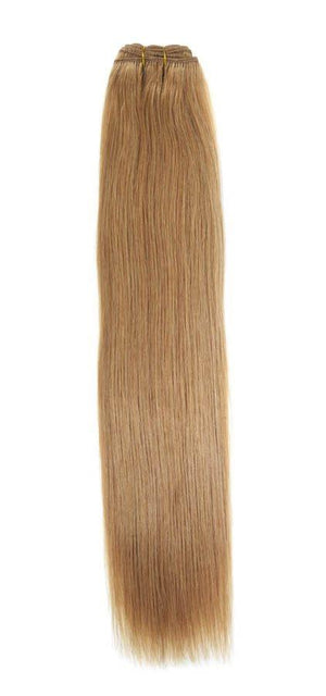 "Euro Weave Hair Extensions 18"" Bronze Blonde (27) - Beauty Hair Products LtdHair Extensions"