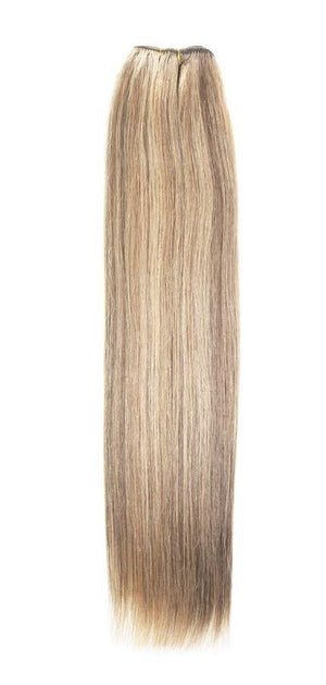 "Euro Weave Hair Extensions 18"" Brown Blondie Blond Mix (P8/22) - Beauty Hair Products LtdHair Extensions"
