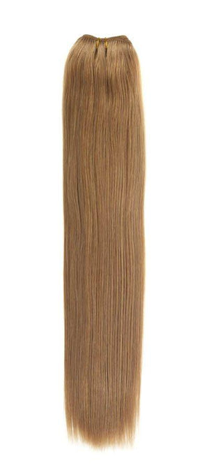 "Euro Weave Hair Extensions 18"" Light Mousey Brown (18) - Beauty Hair Products LtdHair Extensions"