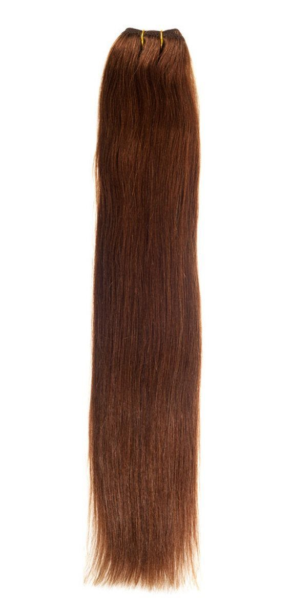 "Euro Weave Hair Extensions 20""  Chocolate Brown (4)"