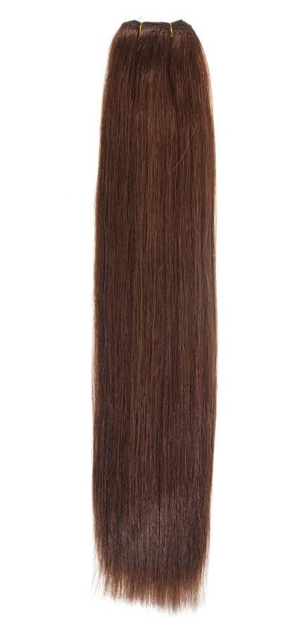 "Euro Weave Hair Extensions 24"" Colour 33 Auburn"