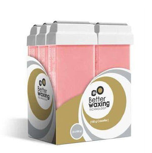 Gold Chamomile - Pink Sensitive Roll on Wax Cartridge 6x100g - Beauty Hair Products LtdWax Heaters
