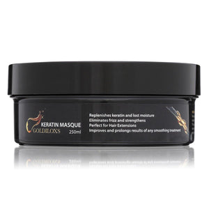 Goldiloxs Keratin Hair Extension Masque | 250ml - Beauty Hair Products Ltd