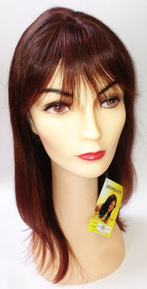 Goldiloxs Pearl Wig 100% Human Hair - Beauty Hair Products LtdDefault Category