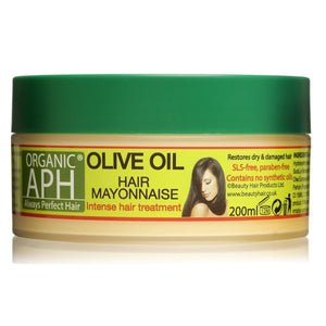Hair Mayonnaise Treatment 200ml - Beauty Hair Products Ltd