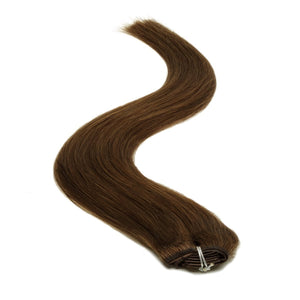 Half Head | Clip in Hair | 18 Inch | Darkish Brown 3 - Beauty Hair Products LtdHair Extensions