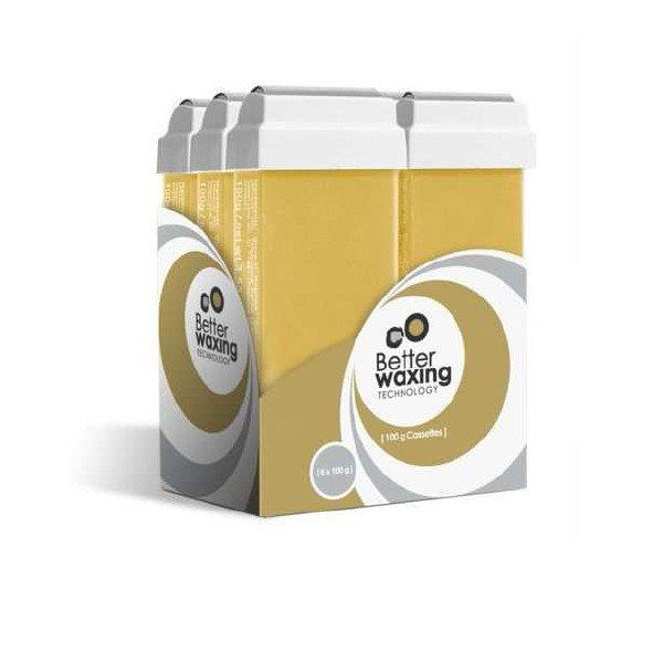 Honey Roll on Wax Cartridge 6x100g