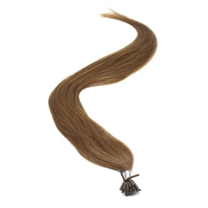 "I-Tip Human Hair Extensions 18"" Dark Brown (3) - Beauty Hair Products LtdHair Extensions"