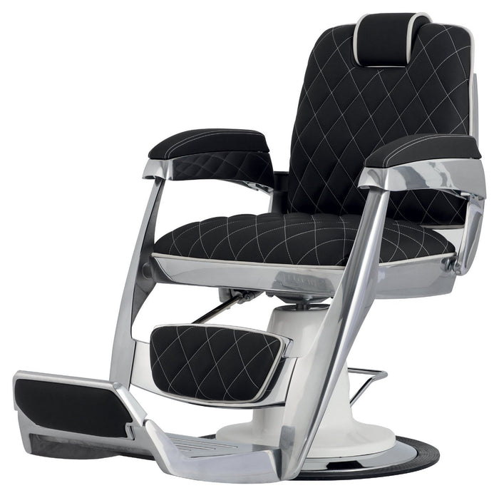 Jupiter Professional Barber Chair - Made in italy