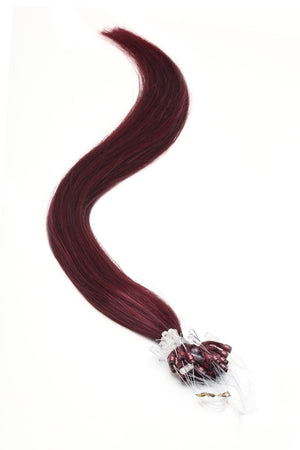 Micro Ring Hair Extensions | 22 inch Sheryl Red - Beauty Hair Products LtdHair Extensions