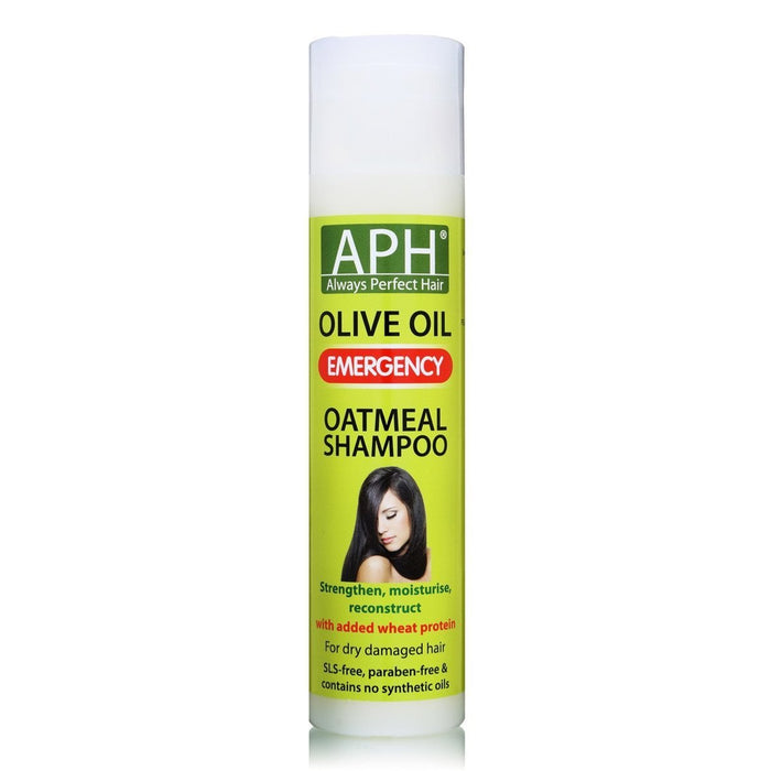 Oatmeal Shampoo with Olive Oil | 250ml | APH
