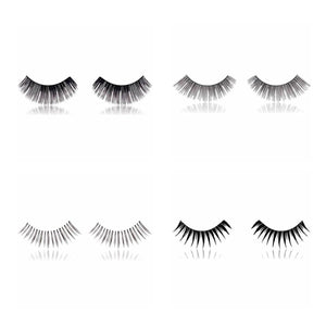 Pack of 4 Lash Strips for Volume, Lengthening or Definition - Beauty Hair Products LtdLashes