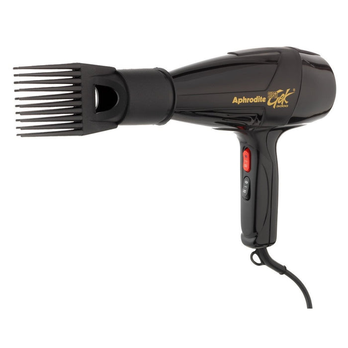 Super 3000 Gek Professional Hair Dryer - damaged box
