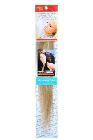 "Single Weft Clip in Hair 18"" Blondest Bronze / Blonde (22-27) - Beauty Hair Products Ltd"