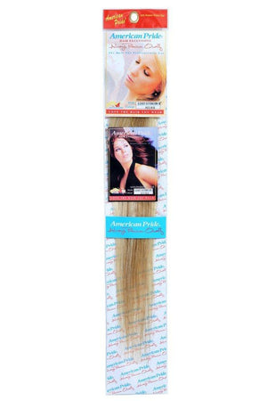 "Single Weft Clip in Hair 18"" Bronze / Starlight Blonde (27/613) - Beauty Hair Products Ltd"