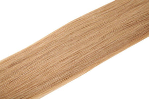 "Single Weft Clip in Hair 18"" Golden Blonde 27 - Beauty Hair Products LtdHair Extensions"