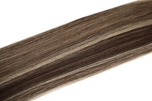 "Single Weft Clip in Hair 18"" Saturn Mix 6/4/14 - Beauty Hair Products Ltd"