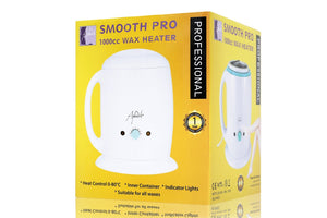 Smooth Pro Wax Heater 1000cc - Beauty Hair Products Ltd