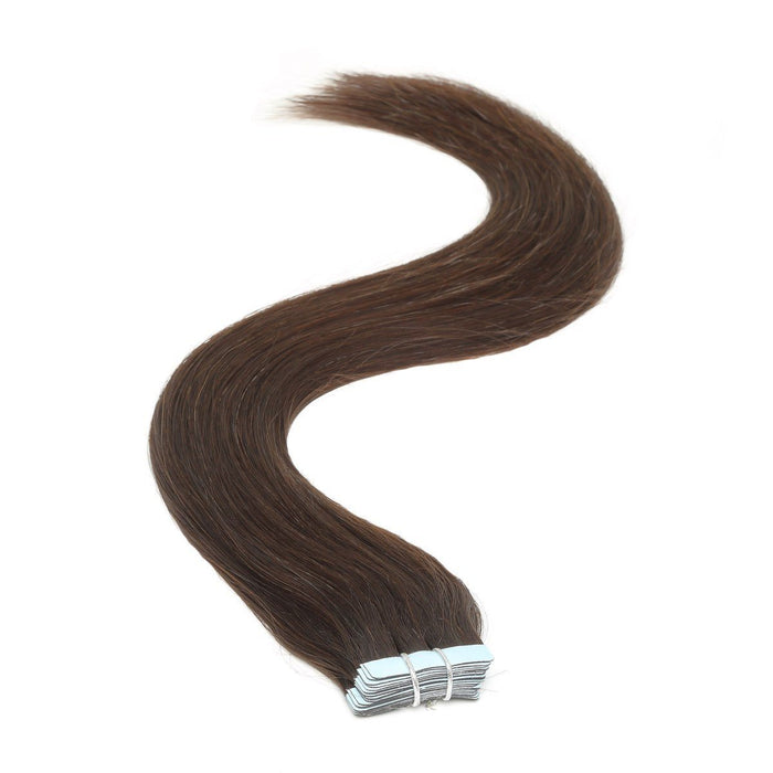 Tape in Hair Extensions 18 inch  (1B)