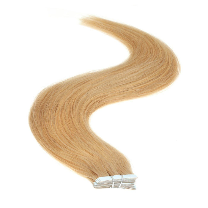 Tape in Hair Extensions | 18 inch | 20ps | 50g | Blonde Dream (27)