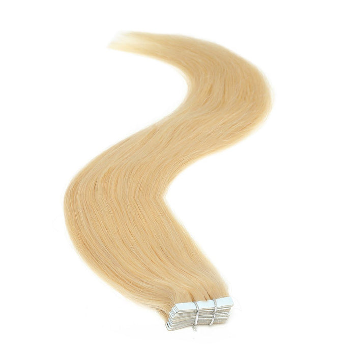 Tape in Hair Extensions | 18 inch | 20ps | 50g | Blondie Blonde (22)