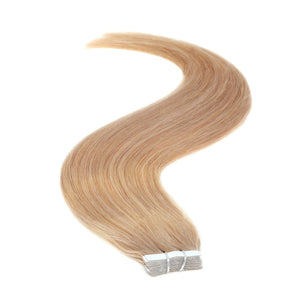 Tape in Hair Extensions | 18 inch | 20ps | 50g | Mousey Brown (8) - Beauty Hair Products Ltd