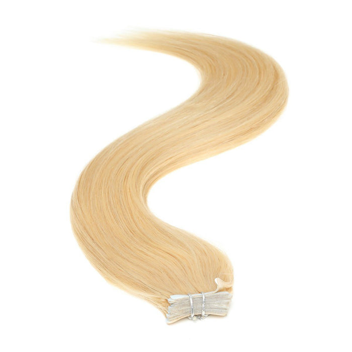 Tape in Hair Extensions | 18 inch | 20ps | 50g | Sunshine Blonde (24)