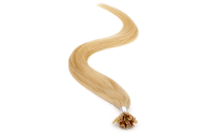 U-Tip Keratin 18 inch Light Autumn Blond | 24