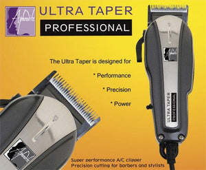 Unboxed - Aphrodite Professional Ultra Taper - Super Hair Clipper - Beauty Hair Products LtdDefault Category