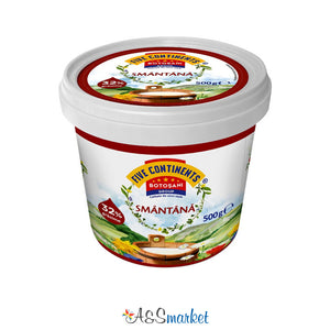 Smântână 32% - Five Continents - 500g