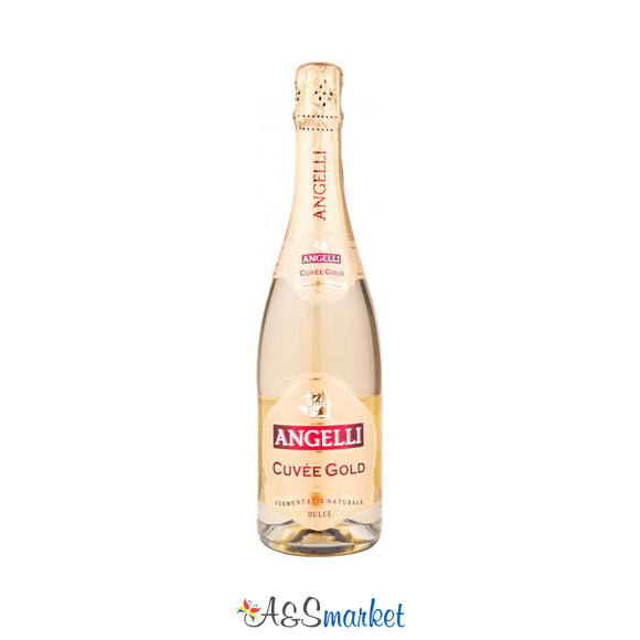 Vin spumant dulce Cuvee Gold - Angelli - 750ml