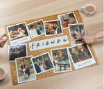 Friends Jigsaw 1000pcs Seasons