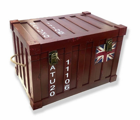 44cm Shipping Container Storage Trunk