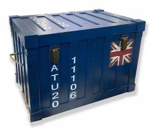 52cm Shipping Container Storage Trunk