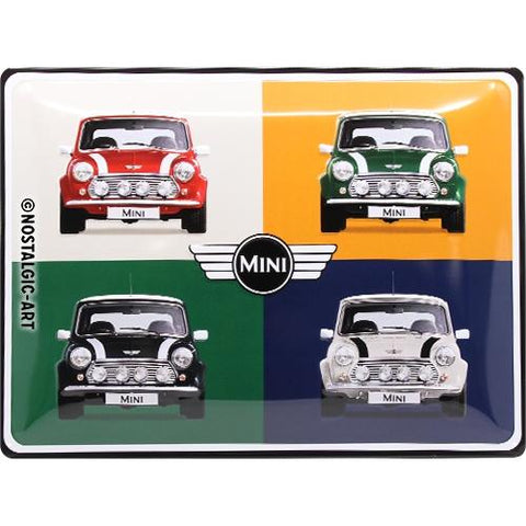 Mini 30x40cm Tin Sign