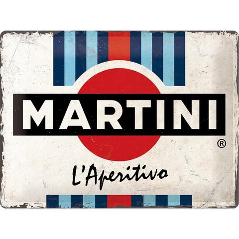 Martini 30x40cm sign